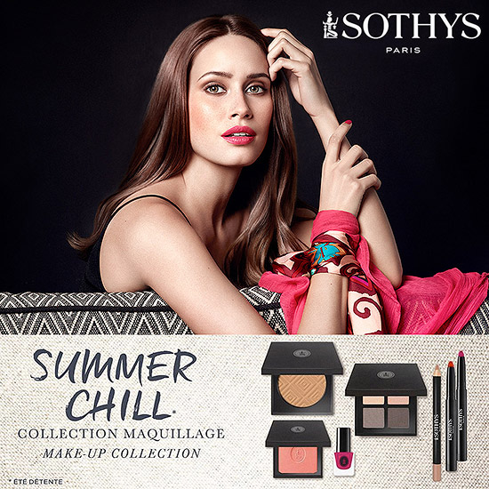 Retouche Sothys Summer Chill