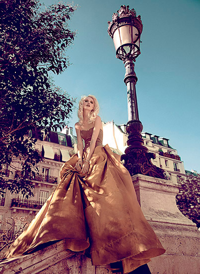 Retouche Indian Summer - L'Officiel